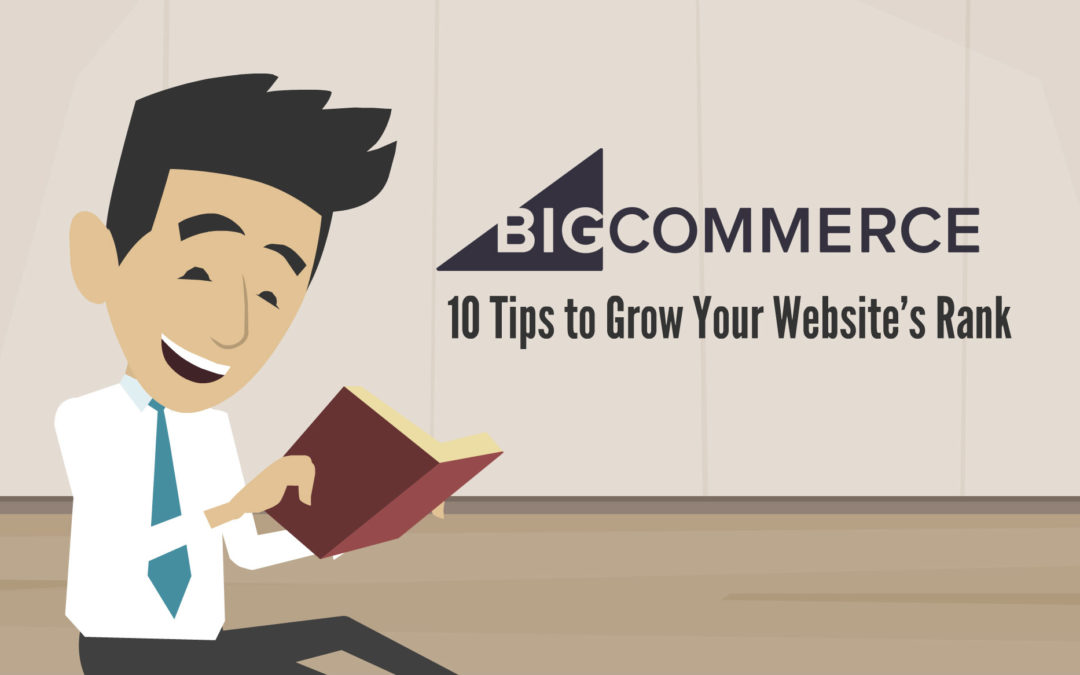 Bigcommerce SEO – 10 Tips to Grow Your Website's Rank